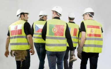 Toujours plus de travailleurs détachés en France