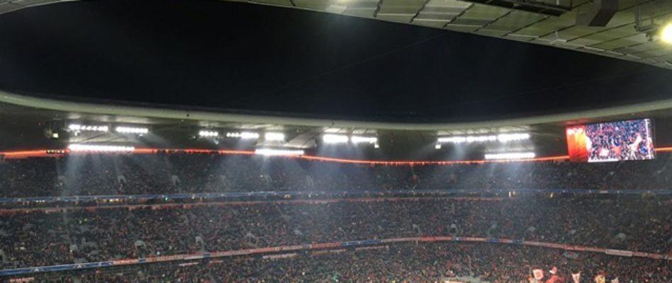 Ligue des Champions: défaite du PSG à Munich