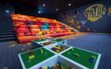 La Villette : ouverture d'une salle de cinéma dédiée aux enfants