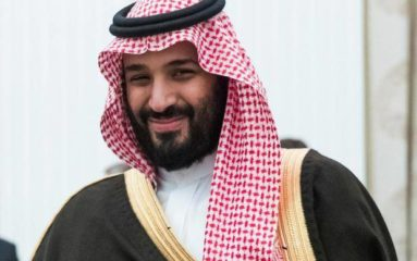 Mohammed ben Salman, propriétaire du petit Versailles
