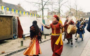 Petite ballade au «Marché médiéval» de Provins