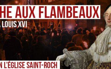 20 janvier: l'Action Française marche pour Louis XVI