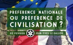 Jean Yves Le Gallou invité par Dextra