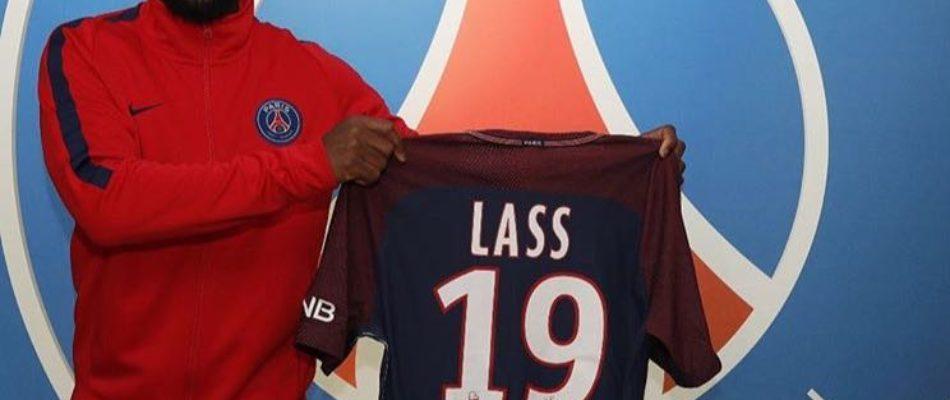 Lassana Diarra s'engage au PSG