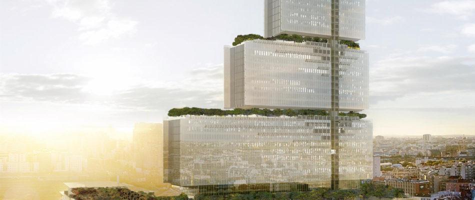 Nouveau Palais de Justice de Paris: encore un surcoût supplémentaire…