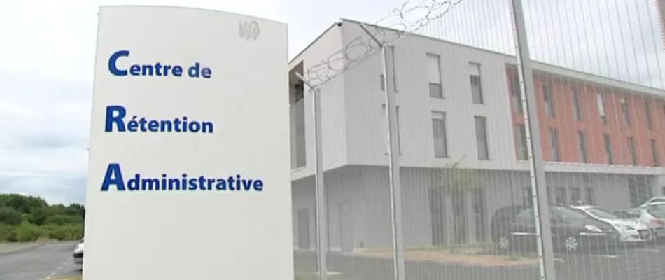 4 personnes s'échappent du centre de rétention administrative de Palaiseau