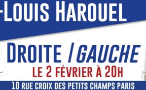 Jean-Louis Harouel sur le clivage droite-gauche au cercle de Flore