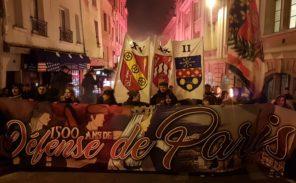 Marche pour Sainte Geneviève