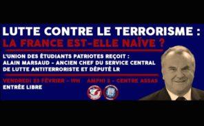 Lutte contre le terrorisme, la France est-elle naïve?