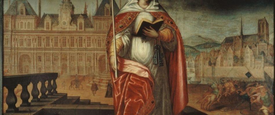 La vie de Sainte-Geneviève (2)