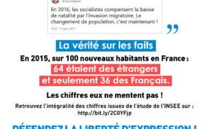 Nicolas Dupont-Aignan cité à comparaître devant le Tribunal correctionnel de Paris pour un tweet sur l'immigration