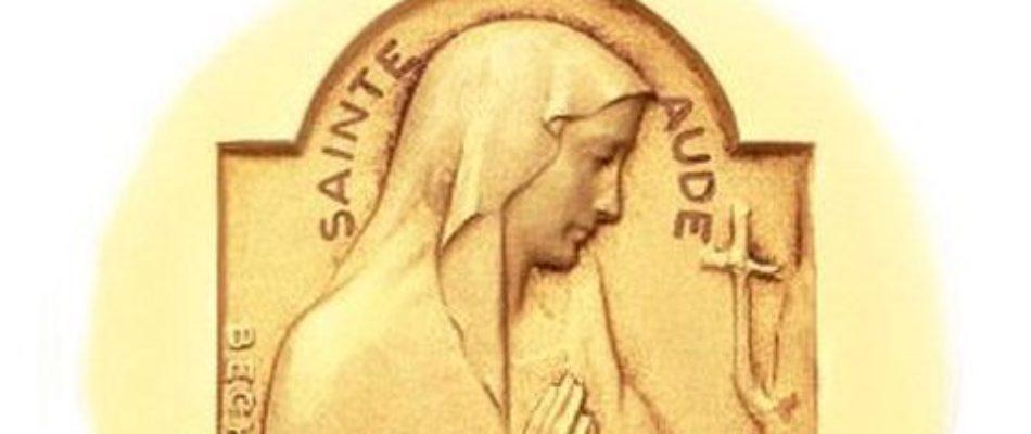 La vie de Sainte Aude de Paris