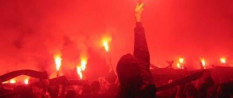 Fumigènes: Les ultras du CUP s'en sortent bien