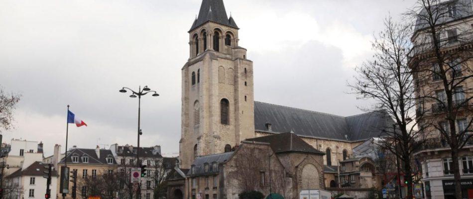 La vie de Saint Droctovée, premier abbé de Saint-Germain-des-Prés