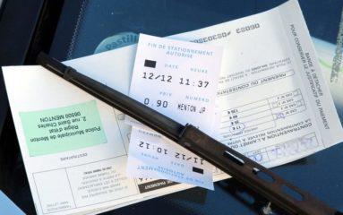 La Mairie de Paris a surestimé ses recettes de stationnement