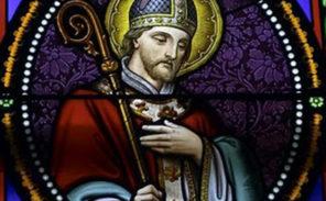 La vie de Saint Landri, évêque de Paris et fondateur de l'Hôtel-Dieu