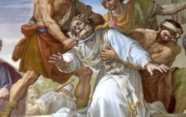 La vie de Saint Eugène