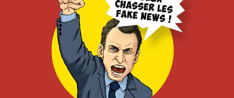 Emmanuel Macron: 3 affirmations, 3 mensonges!