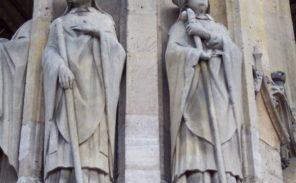 La vie de Saint Marcel, neuvième évêque de Paris