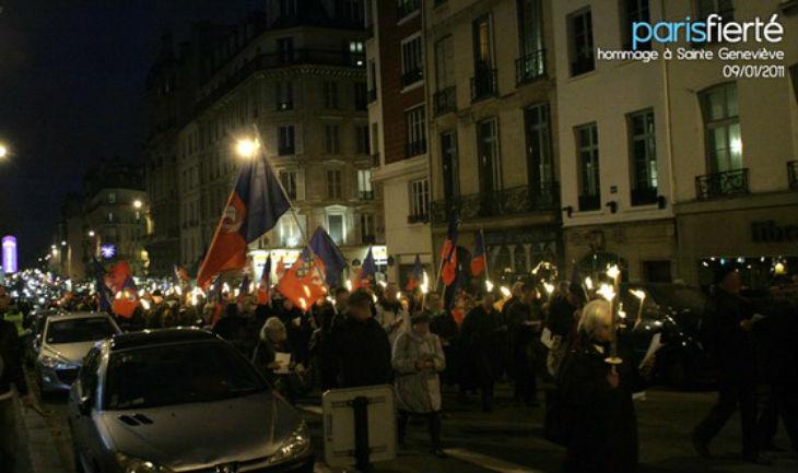 marche SG Paris Fierté