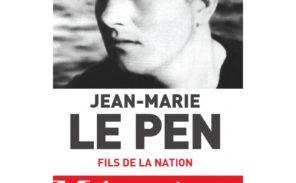 Dédicace de Le Pen: Patience et fidélité!