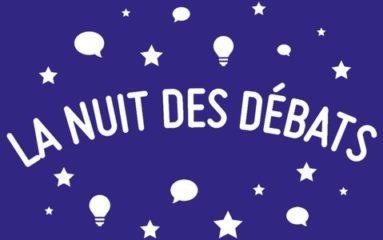 24 mars: Nuit des débats à Paris