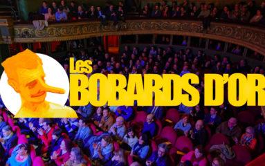 9ème cérémonie des Bobards d'Or, le 12 mars à Paris