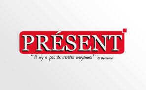 Journal Présent: Droit de réponse de Monsieur Rémi Fontaine