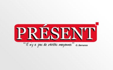 Le quotidien Présent part en campagne contre Anne Hidalgo