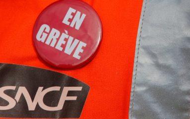 Grève SNCF: encore des perturbations ce lundi