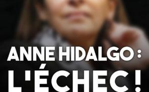 Paris: le FN dénonce l'échec d'Anne d'Hidalgo