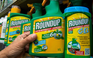Double jeu du gouvernement sur l'interdiction du glyphosate
