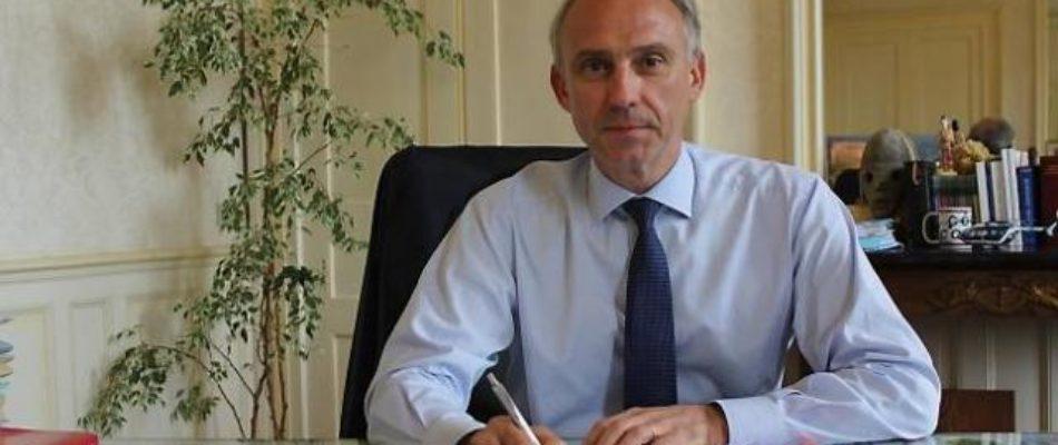 Jean-Benoît ALBERTINI nouveau préfet de l'Essonne