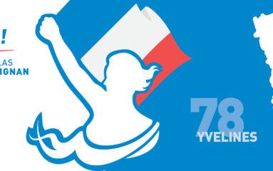 Election législative partielle dans les Yvelines: entretien avec Olivier Gallant