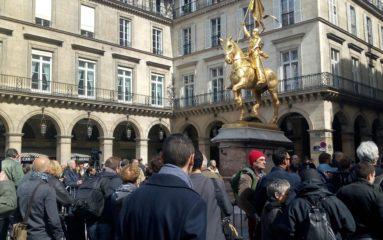 1er mai: Rassemblements patriotes à Paris