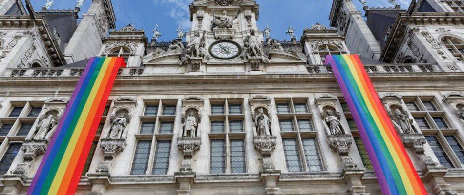 Paris, ville la plus «gay friendly» au monde!
