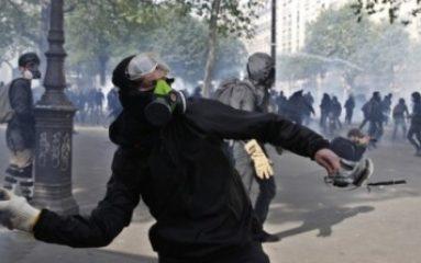 Extrême-gauche: des violences sans conséquences…