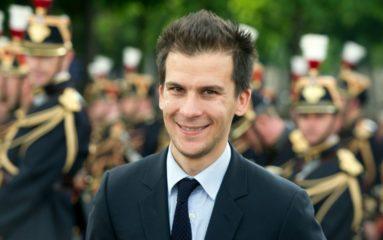 Municipales à Paris: Gaspard Gantzer entre en lice!