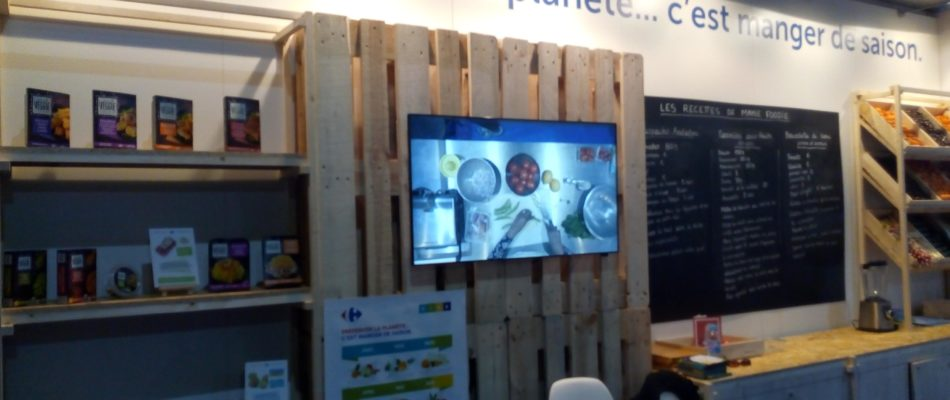 Forum du climat: Carrefour OK sur la saisonnalité, KO sur le localisme