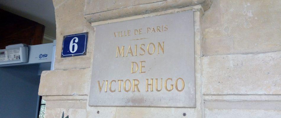 Visite à la maison de Victor Hugo