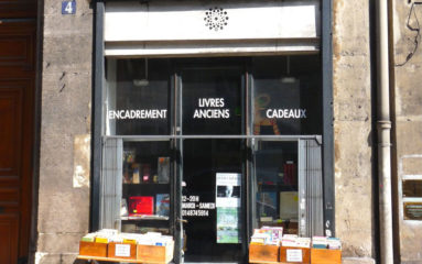 Fermeture de la librairie Facta