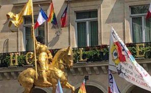 Dégradations LGBT: l'éternel deux poids, deux mesures