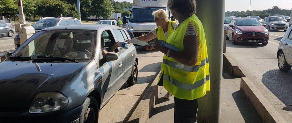«Debout la France Yvelines» dénonce la nouvelle hausse des tarifs autoroutiers
