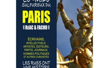 """Un guide pas comme les autres: le Paris """"réac et facho"""""""