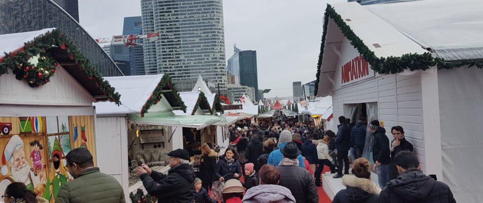 Le marché de Noël de Marcel Campion aura lieu aux Tuileries!