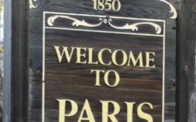 Paris d'ici et d'ailleurs: direction le Canada!
