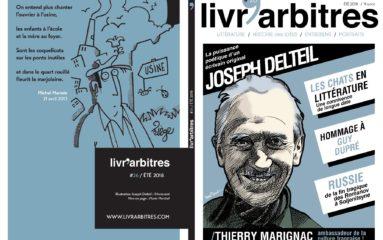 Sortie du nouveau numéro de la revue «Livr'arbitres»