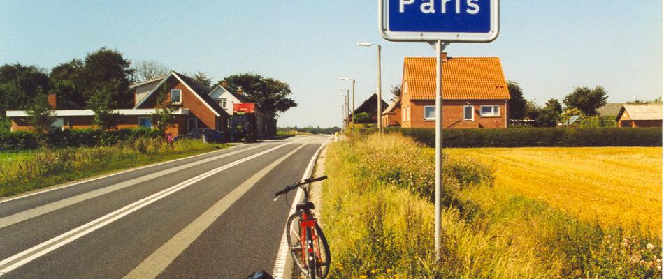 Paris d'ici et d'ailleurs: direction le Danemark