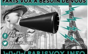 Paris Vox: où en sommes-nous?
