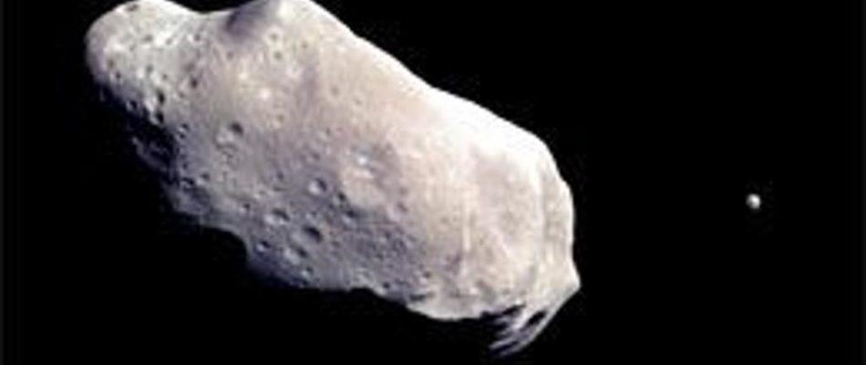 Paris d'ici et d'ailleurs: l'astéroïde Paris